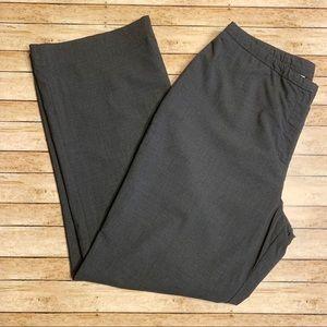 Jones New York Dress Work Pants Trousers Petite 14